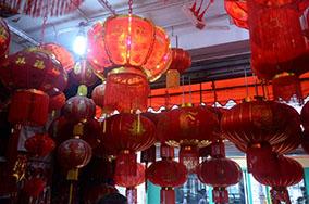 北京八大处恢复百年老庙会