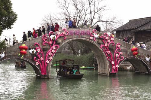 桐城新春年味浓