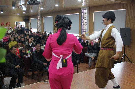 温岭演出资讯_文化礼堂笑声甜--温岭新闻网