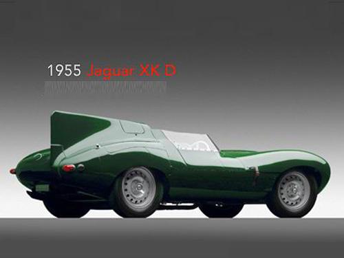 1954年产法拉利375+,初次看见这款车的人可能分不清车头车高清图片