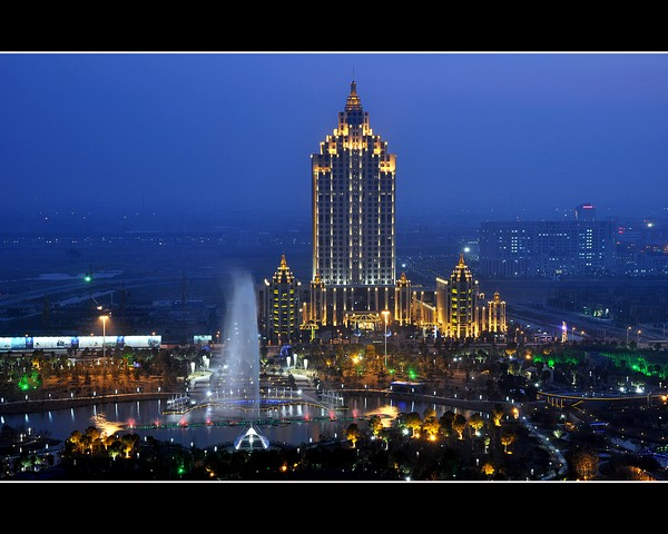 振石大酒店