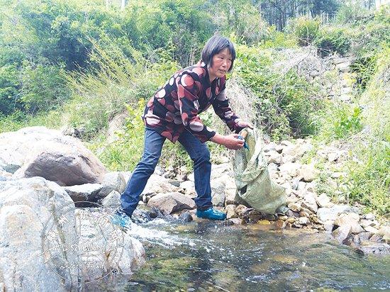 储美芹:让村民有一个更好的生活环境