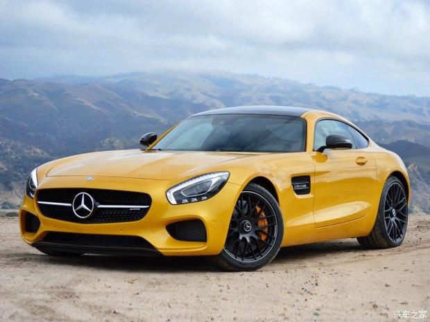 先推高性能版本 奔驰AMG GT上市