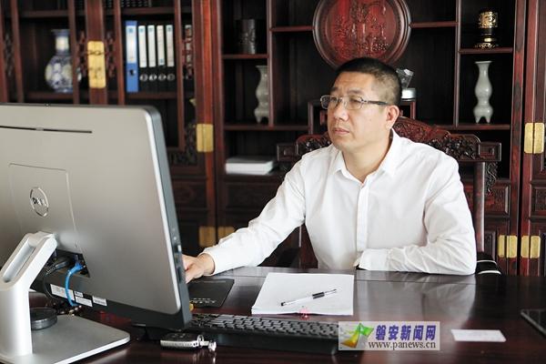 创业之路在脚下_赵锦伟:创业之路始于脚下