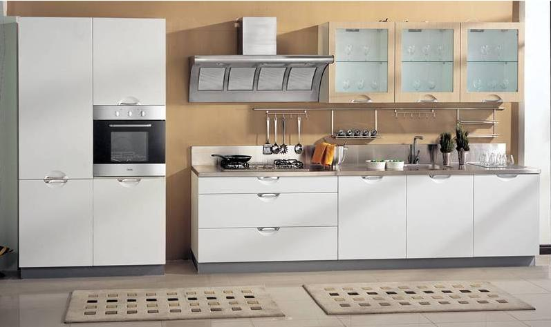 2019年整体橱柜排行_新品 这套配色绝美还超实用的厨房,才是品质生活的