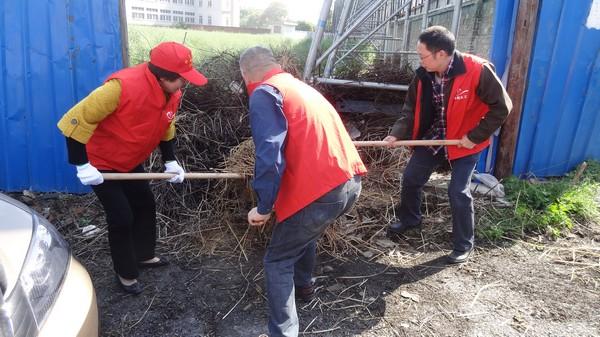 庆丰社区计生协会积极做好国家卫生城市复查迎检工作