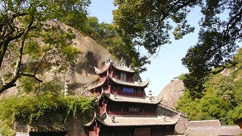 大佛寺景区