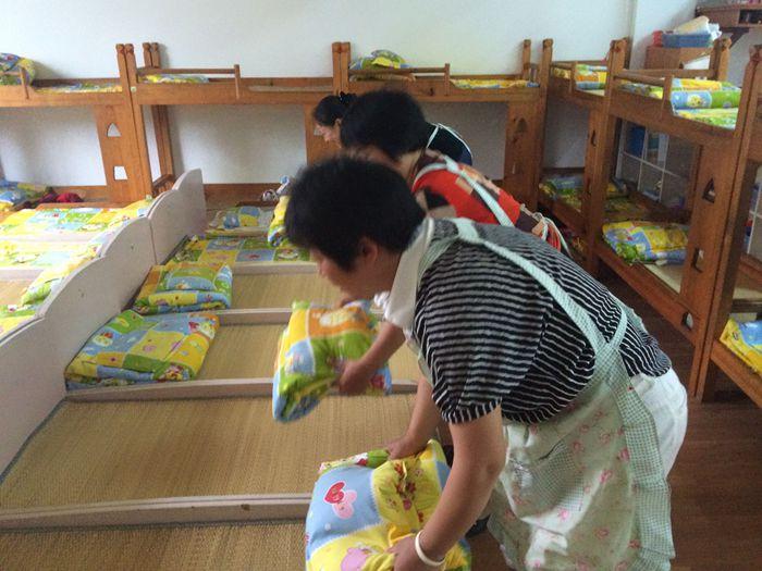 黄泽镇中心幼儿园:保育竟风采,技能我来秀