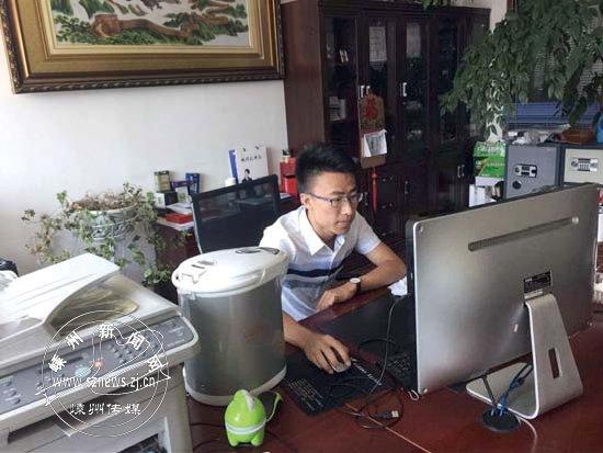 """韩军林:""""农村电商""""和他的青春合伙人"""