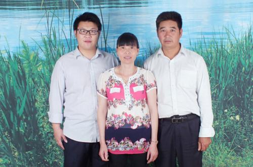 王小海家庭