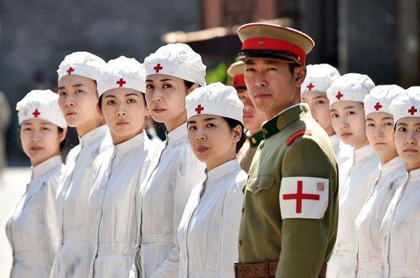 日产抗战剧《红十字》收视低