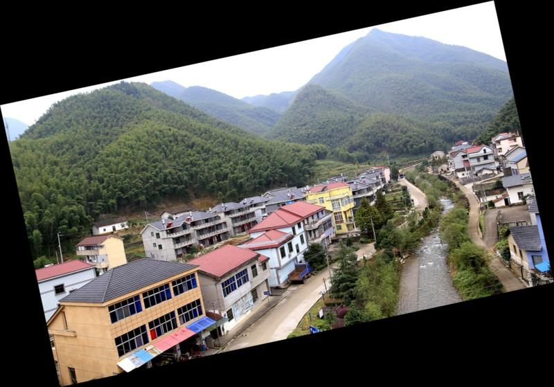 南宋绍兴年间建村,迄今840余年.图片