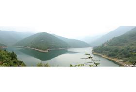 静静的渔溪坑水库