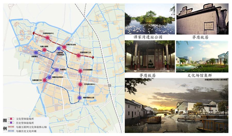 乌镇镇概念性总体规划公示与意见征询图片