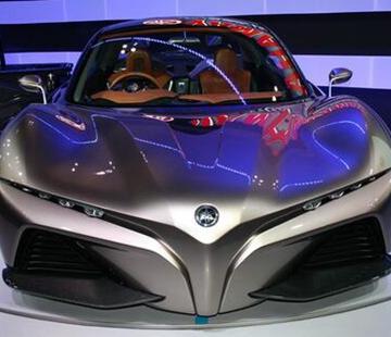 雅马哈首款跑车 车重仅750kg