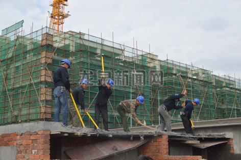 屋顶违建专项整治保持高压态势不松懈