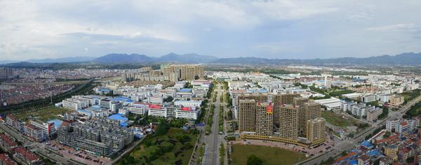 富有活力的经济开发区