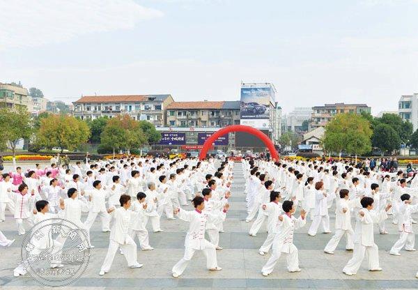 广场文化活动