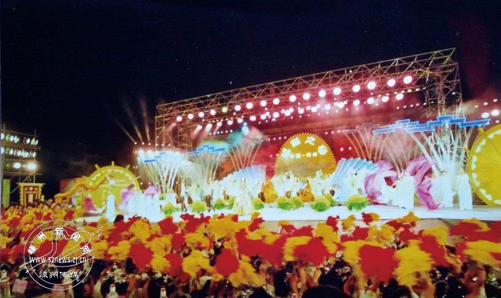 1999年10月,第一届中国民间越剧节举行
