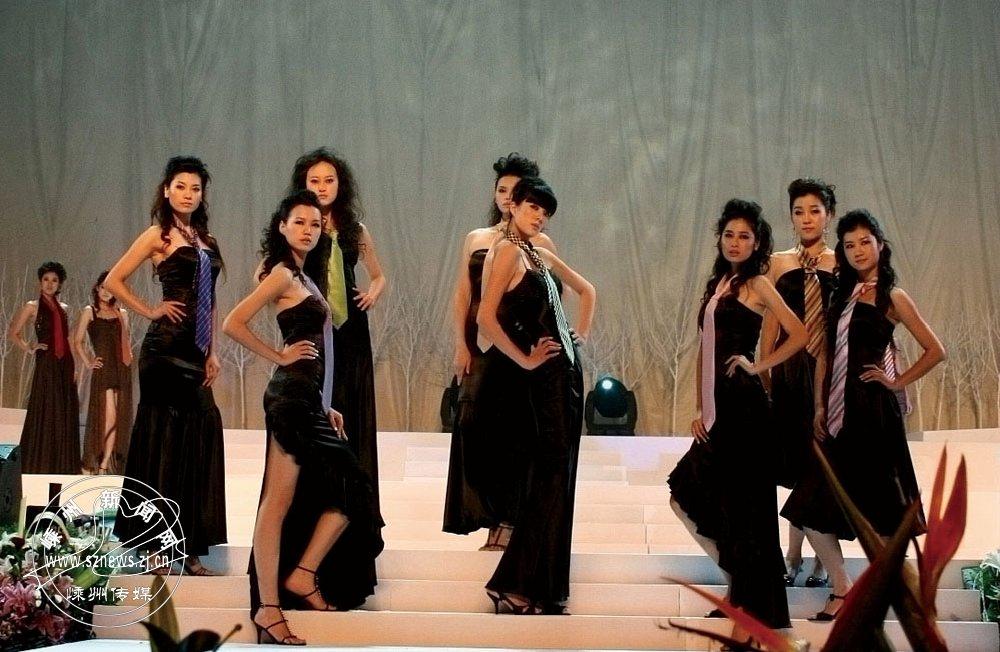 2007年11月,第八届嵊州・中国领带越剧节举行