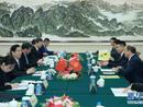 郭声琨与吉尔吉斯斯坦内务部部长图尔甘巴耶夫举行会谈