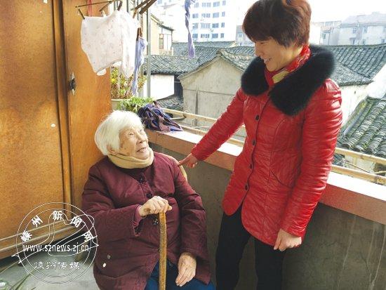 张漫:给社区居民带去春天般的温暖 努力为社区办好事办实事