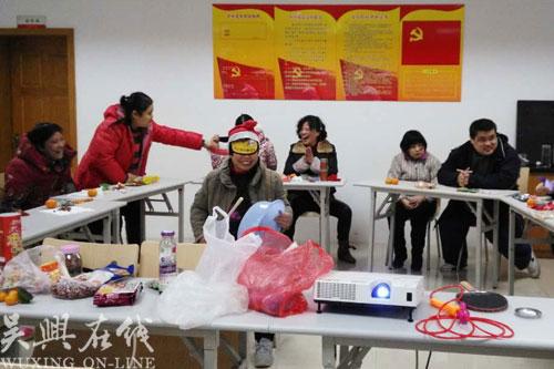 龙泉 华丰社区开展关爱残疾人活动图片