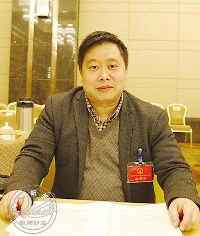 王少军:加速绿色产业培育发展