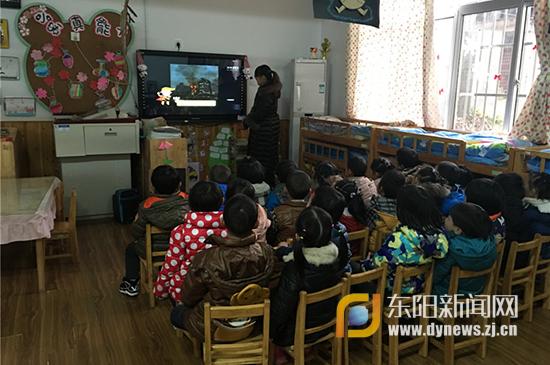 市江北实验幼儿园:安全教育生活化 快乐相伴每一天