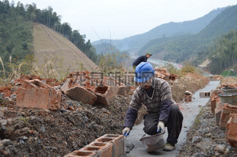 龙浦高速公路(查田段)主体工程施工基本结