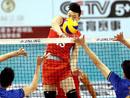 全国男排总决赛Ⅰ:上海胜北京