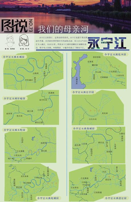 【第73期】我们的母亲河永宁江