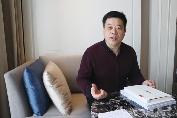 """陈怀军:扶持绿色产业,持续保护""""大水缸"""""""