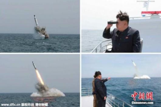 金正恩下令核武器随时准备发射