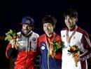 短道速滑世锦赛:韩天宇男子全能夺冠