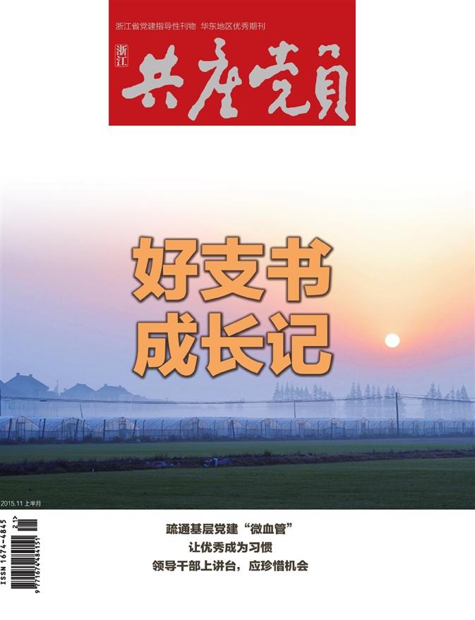 《浙江共产党员》2015年第十一期