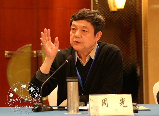 中国剧协原副秘书长周光:越剧的传承离不开普及的基础