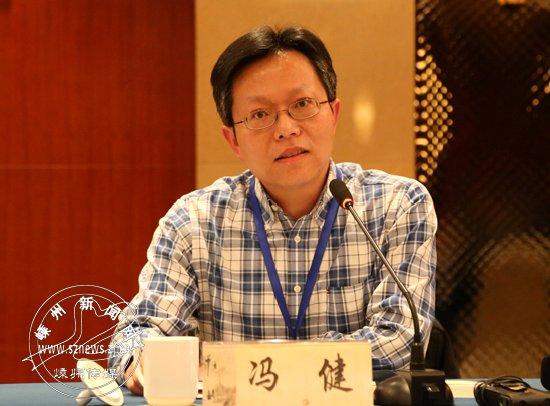 绍兴柯桥区文化广电新闻出版局副局长冯健:政府层面的引导和扶持至关重要