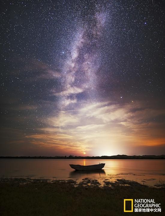 好久不见 满天繁星才是最理想的夜空