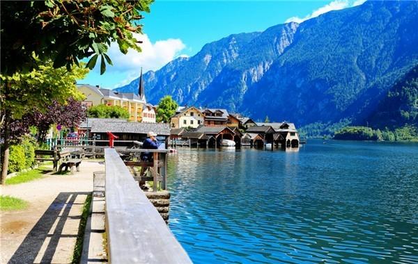 全世界最美童话小镇,都在奥地利