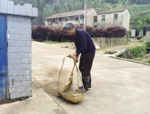 马培土:用行动守护美丽乡村