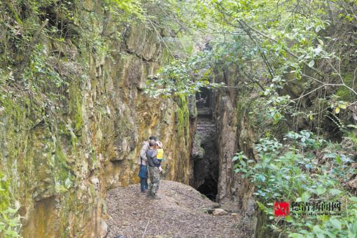 矿物遗迹和故事 或可开发旅游