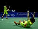 尤伯杯:中国队夺冠