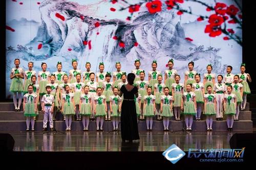 第十四届中小学艺术节合唱和器乐类比赛落幕(图)