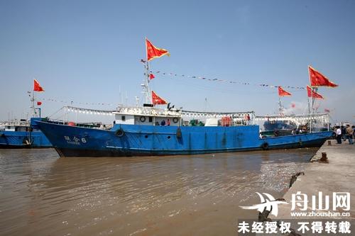 我市推广远洋渔船治安管理员制度