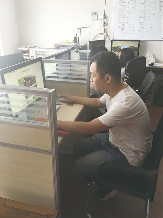 黄少沛:网络销售的弄潮儿