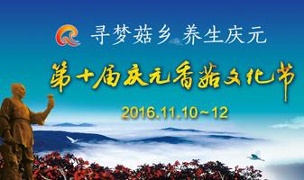第十届庆元香菇文化节
