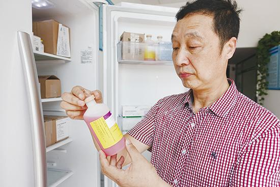 陈惠平:以诚信立足 以服务立业