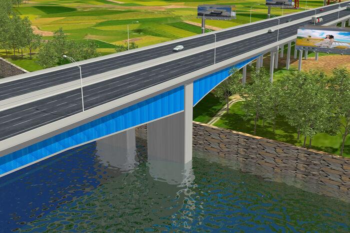 玉环县漩门大坝大桥桥型设计方案征求公告