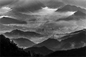 清云袅袅庆元城